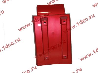 Брызговик передней оси левый H3 красный HOWO (ХОВО) WG1642230103 фото 1 Краснодар