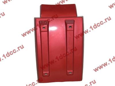 Брызговик передней оси правый H3 красный HOWO (ХОВО) WG1642230104 фото 1 Краснодар