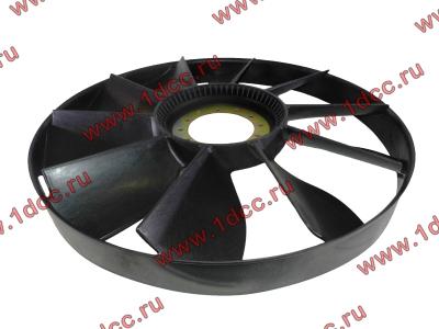 Вентилятор радиатора на гидромуфту d-640 H HOWO (ХОВО) VG2600060446 фото 1 Краснодар