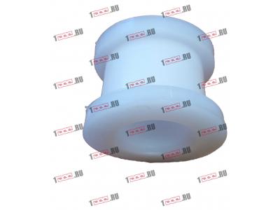 Втулка фторопластовая (передняя, кабина AZ1642430263) H2/H3 HOWO (ХОВО) AZ1642430261 фото 1 Краснодар