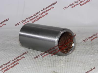 Втулка пальца передней рессоры металл H2/H3 HOWO (ХОВО) WG9000520078 фото 1 Краснодар