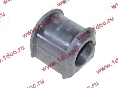 Втулка резиновая для переднего стабилизатора (к балке моста) H2/H3 HOWO (ХОВО) 199100680068 фото 1 Краснодар
