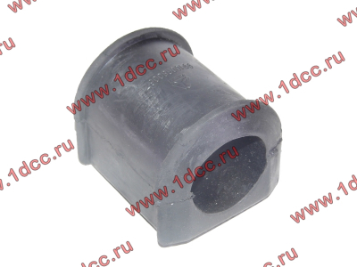 Втулка резиновая для заднего стабилизатора H2/H3 HOWO (ХОВО) 199100680067 фото 1 Краснодар