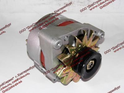 Генератор 28V/55A WD615 (JFZ2150Z1) H2/SH WP10 HOWO (ХОВО) VG1500090010/VG1560090010 фото 1 Краснодар