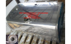 Бак топливный 400 литров алюминиевый F для самосвалов фото Краснодар