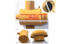 Корпус воздушного фильтра (ДВС WD10) CDM 855