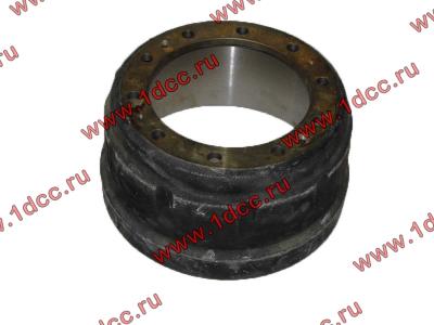 Барабан тормозной передний H2/H3 HOWO (ХОВО) AZ9112440001 фото 1 Краснодар