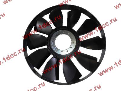Вентилятор радиатора на гидромуфту d-590 H HOWO (ХОВО) VG1500060047 фото 1 Краснодар