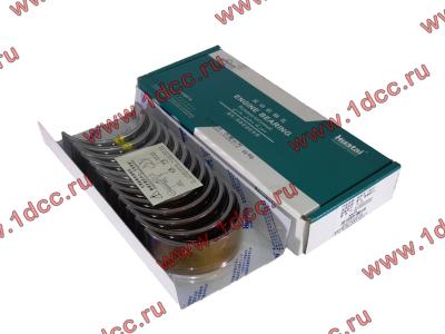 Вкладыши шатунные ремонтные +0,25 (12шт) H2/H3 HOWO (ХОВО) VG1560030034/33 фото 1 Краснодар