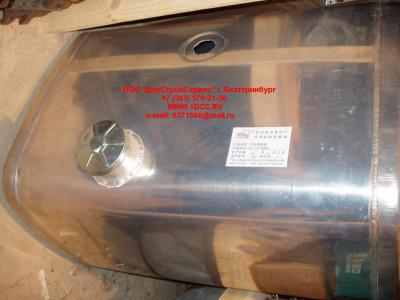 Бак топливный 350литров H2/H3 HOWO (ХОВО)  фото 1 Краснодар