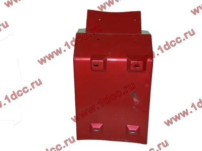 Брызговик передней оси левый H2 красный HOWO (ХОВО) WG1642230003 фото 1 Краснодар