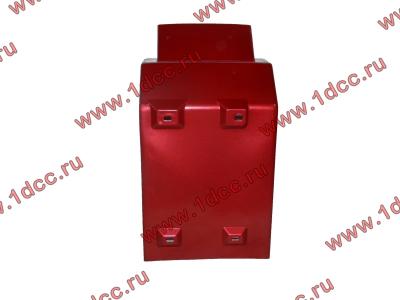 Брызговик передней оси правый H2 красный HOWO (ХОВО) WG1642230004 фото 1 Краснодар