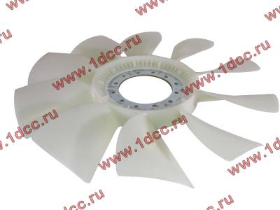 Вентилятор радиатора (на гидромуфту) без кольца d-590 H HOWO (ХОВО) 61500060131 фото 1 Краснодар