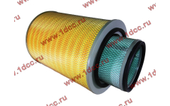 Фильтр воздушный KW3038 BB/XCMG кран 25Q фото Краснодар