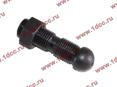 Болт регулировочный клапана с гайкой H2/H3 HOWO (ХОВО) VG14050010 фото 1 Краснодар