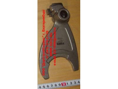 Вилка переключения пониженной передачи-заднего хода H2/H3 КПП (Коробки переключения передач) F99664 фото 1 Краснодар