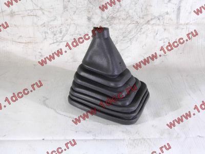 Гофра на рычаг КПП квадратная H2/H3 HOWO (ХОВО) AZ9719240002 фото 1 Краснодар