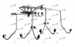 Трубки высокого давления ТНВД, комплект 6 шт CDM855