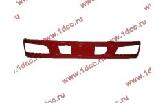 Бампер F красный пластиковый для самосвалов фото Краснодар