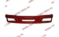 Бампер FN2 красный самосвал для самосвалов фото Краснодар