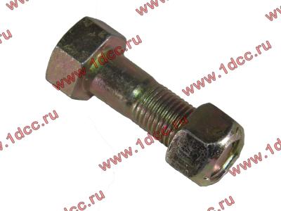 Болт M14х45 карданный с гайкой H2/H3 HOWO (ХОВО) Q151C1445 фото 1 Краснодар