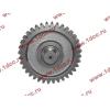 Вал промежуточный длинный с шестерней делителя КПП Fuller RT-11509 КПП (Коробки переключения передач) 18222+18870 (A-5119) фото 2 Краснодар