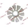 Вентилятор радиатора (на гидромуфту) без кольца d-590 H HOWO (ХОВО) 61500060131 фото 2 Краснодар
