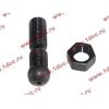 Болт регулировочный клапана с гайкой H2/H3 HOWO (ХОВО) VG14050010 фото 2 Краснодар