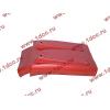Брызговик передней оси правый H3 красный HOWO (ХОВО) WG1642230104 фото 3 Краснодар
