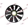 Вентилятор радиатора на гидромуфту d-640 H HOWO (ХОВО) VG2600060446 фото 3 Краснодар