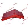 Брызговик передней оси правый H2 красный HOWO (ХОВО) WG1642230004 фото 4 Краснодар