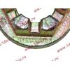 Гайка хвостовика проходного вала (МОДа, хвостовика редуктора) H/SH HOWO (ХОВО) 179000320013 фото 4 Краснодар