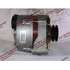 Генератор 28V/55A WD615 (JFZ2150Z1) H2/SH WP10 HOWO (ХОВО) VG1500090010/VG1560090010 фото 7 Краснодар